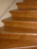 Korkboden Treppenrenovierung