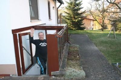 Kellerüberdachung Nürnberg